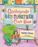 Girlfriends' Get-together Craft Book