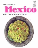 The Cooking of Mexico