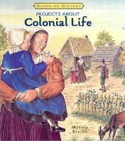 Projects About Colonial Life