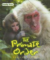 The Primate Order