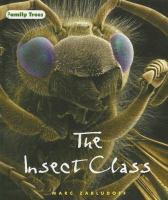 The Insect Class