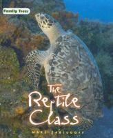 The Reptile Class