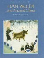 Han Wu Di and Ancient China
