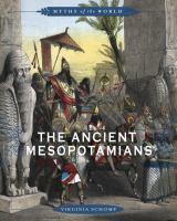 The Ancient Mesopotamians