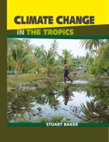 Climate Change in the Tropics
