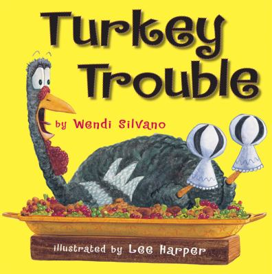 Cover image for Turkey Trouble