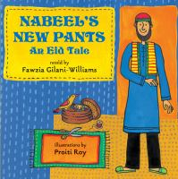 Nabeel's New Pants