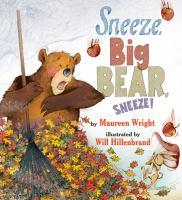 Image: Sneeze, Big Bear, Sneeze!