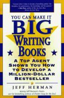 You Can Make It Big Writing Books