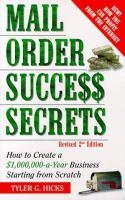 Mail Order Success Secrets