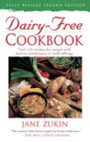 Dairy-free Cookbook