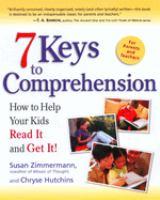 7 Keys to Comprehension