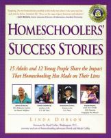 Homeschoolers' Success Stories