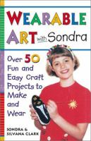 Wearable Art With Sondra