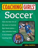 Coaching Girls' Soccer