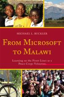 From Microsoft to Malawi