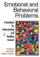 Emotional and Behavior Problems