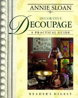 Decorative Decoupage