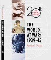 The World at War, 1939-45