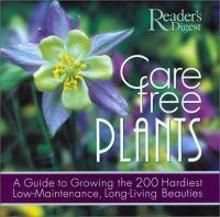 Care Free Plants