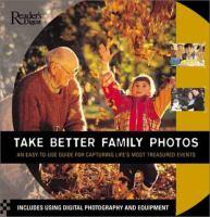 Take Better Family Photos