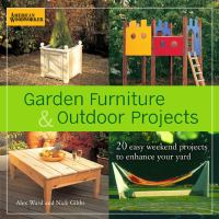 Garden Furniture & Outdoor Projects