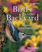 Birds in your Backyard