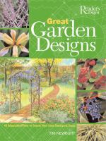Great Garden Designs
