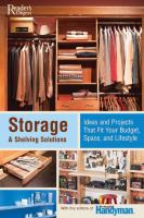 Storage and Shelving Solutions