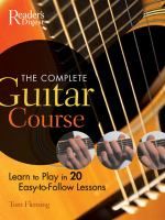 The Complete Guitar Course