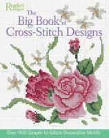 The Big Book of Cross-stitch Designs