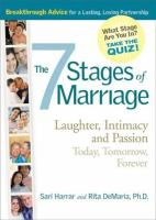 The 7 Stages of Marriage