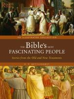 The Bible's Most Fascinating People