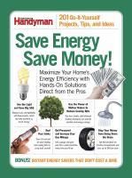 Save Energy Save Money!