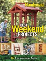 The Family Handyman Best Weekend Projects