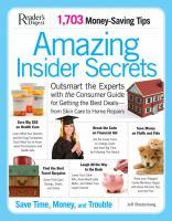Amazing Insider Secrets
