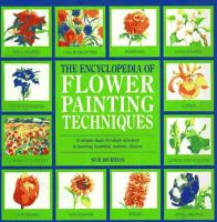 The Encyclopedia of Flower-painting Techniques