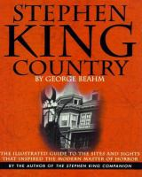 Stephen King Country