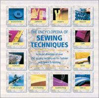 The Encyclopedia of Sewing Techniques