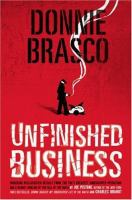 Donnie Brasco-- Unfinished Business
