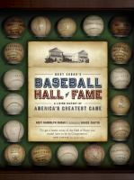Bert Sugar's Baseball Hall of Fame