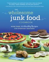 Image: The Wholesome Junk Food Cookbook