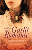 The Mammoth Book of Gaslit Romance