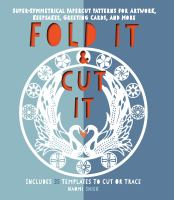 Image: Fold It and Cut It
