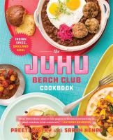 Juhu Beach Club Cookbook