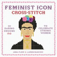 Feminist Icon Cross-stitch