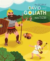 STORY OF DAVID AND GOLIATH [board Book]
