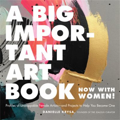 A Big Important Art Book(book-cover)