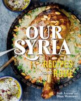 Our Syria : Recipes From Home