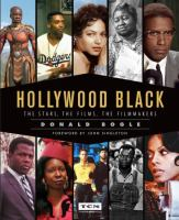 Cover of Hollywood Black: The Stars
